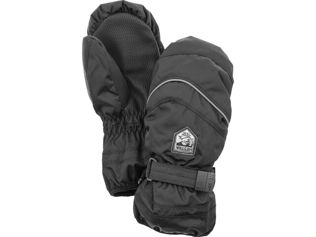 Hestra Primaloft Moufles Enfant, black/earth